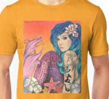 Mermaid of the Carribean Unisex T-Shirt