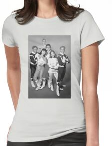 The Original 6 Womens Fitted T-Shirt