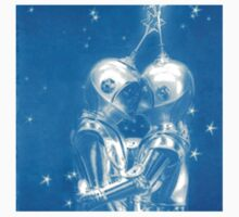 Fly Me To The Moon Blue Love by ~ EKA ~