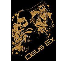 Deus ex 2 Photographic Print