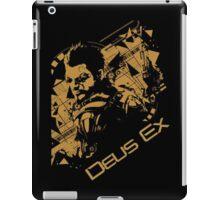 Deus ex 2 iPad Case/Skin