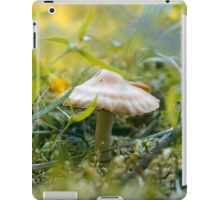 Shrooming II iPad Case/Skin