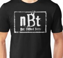 Not Booked Terry  Unisex T-Shirt