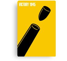 Victory 1945 Canvas Print