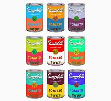 Andy Warhol Campbell's soup cans pop art Unisex T-Shirt