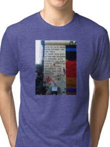 Berlin Wall - Magic & Mystery Tri-blend T-Shirt