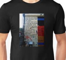 Berlin Wall - Magic & Mystery Unisex T-Shirt