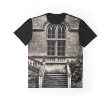 Stairs & Window Graphic T-Shirt