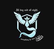 Team Mystic- I'm Blue, Da Ba Dee Unisex T-Shirt