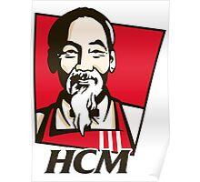 Ho Chi Minh KFC Poster
