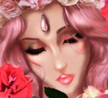 Floral Chit Sticker