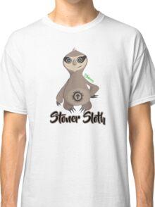 Stoner Sloth 420 Classic T-Shirt