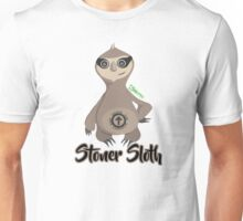 Stoner Sloth 420 Unisex T-Shirt