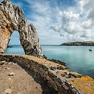 Anglesey Bay by Adrian Evans