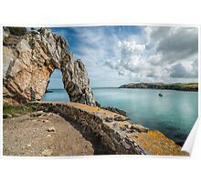 Anglesey Bay Poster