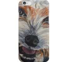 Smiley Jack Russell iPhone Case/Skin