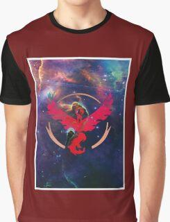Pokemon Go valor team Graphic T-Shirt