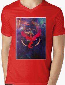 Pokemon Go valor team Mens V-Neck T-Shirt