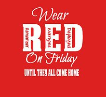 Support Our Troops Red Friday T-Shirt Unisex T-Shirt