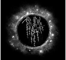 Mirror Moon Photographic Print