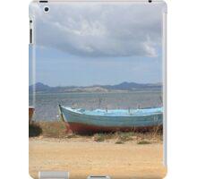 Old Rusty Boats iPad Case/Skin