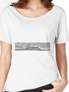Greek Temple in HDR Women's Relaxed Fit T-Shirt