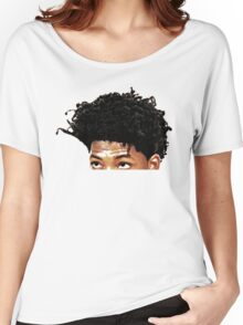Elfrid Payton - It Must Be The Hair Women's Relaxed Fit T-Shirt