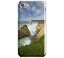 Isle of Wight seascape iPhone Case/Skin