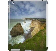 Isle of Wight seascape iPad Case/Skin