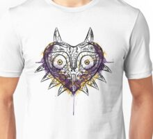 Majora's Water Color Unisex T-Shirt