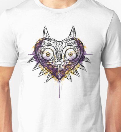 Majora's Water Color Unisex T-Shirt