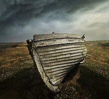 An old wreck by JBlaminsky