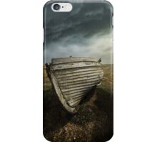 An old wreck iPhone Case/Skin