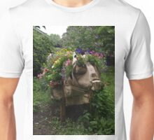 A Pig Full of Flowers - St Werburghs City Farm - No.1 Unisex T-Shirt