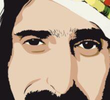Zappa! Sticker
