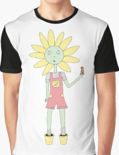 Daisy Love in colour Graphic T-Shirt