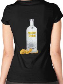 Bothriechis schlegelii - Absolut Citron Women's Fitted Scoop T-Shirt