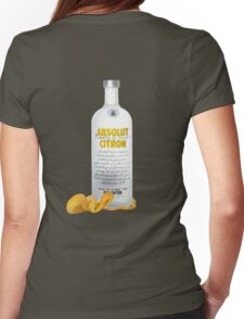 Bothriechis schlegelii - Absolut Citron Womens Fitted T-Shirt