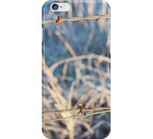 Hard as ice iPhone Case/Skin