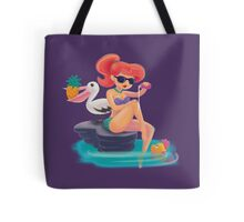 Summer Sizzle Tote Bag