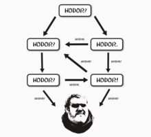 Hodor Flow Chart by Cattleprod