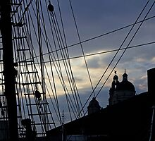 Rigging by John Thurgood