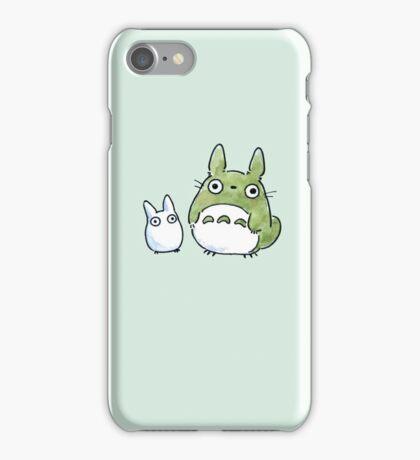 Totoro Chibi iPhone Case/Skin