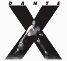 Dante Exum - X by hermitcrab