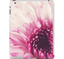 Flushed with pink iPad Case/Skin