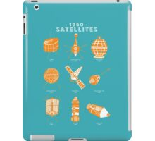1960s Satellites iPad Case/Skin