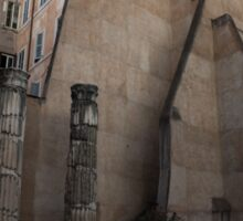 Rome, Italy - Many Centuries of History and Architecture  Sticker