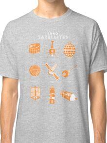 1960s Satellites Classic T-Shirt