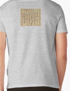 Egyptian Hieroglyph Dress - Egypt Skirt Mens V-Neck T-Shirt