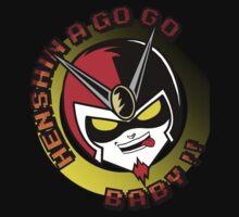 Henshin a go go!! by huesitos1977